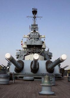 USS North Carolina, Wilmington
