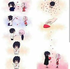 Read from the story Imágenes SasuSaku by tokywa (♡) with reads. Otaku Anime, Naruto Anime, Naruto Comic, Naruto Cute, Naruto Funny, Boruto And Sarada, Narusaku, Hinata Hyuga, Naruto Uzumaki
