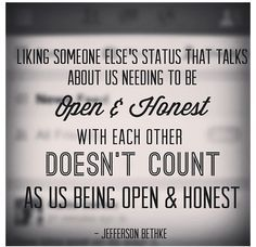 ~ Jefferson Bethke