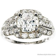 Inspired has the best selection of Celebrity Engagement Rings... Browse stunning celebrity-inspired engagement rings or search by diamond shape. The latest in