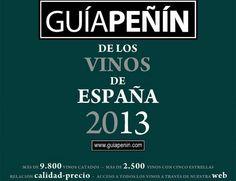 Guía Peñín de los Vinos de España 2013