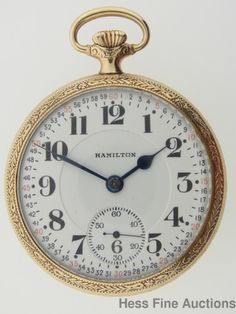 Vintage 16 Size Waltham Crescent St Pocketwatch From 1928 Running Dependable Performance Pocket Watches Antique