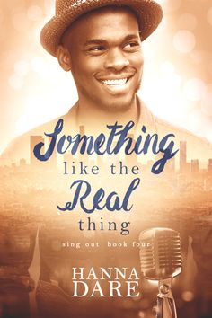 Check out the M/M romance Something Like the Real Thing by Hanna Dare                                  http://padmeslibrary.blogspot.com/2017/06/something-like-real-thing-by-hanna-dare.html