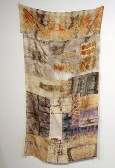 India Flint, textiles
