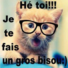 Hé toi !!! Je te fais un gros bisous :)