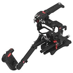 JTZ DP30 JL-JS7 Camera Cage with 15mm Rail Rod Baseplate Rig and Shoulder Pad,Electric Handle Grip for SONY A9 A7III A7RIII A7SIII Dslr Camera #Camera #Cage #with #Rail #Baseplate #Shoulder #Pad,Electric #Handle #Grip #SONY #AIII #ARIII #ASIII #Dslr
