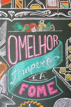 Chalkboard on Behance