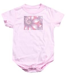 Purchase a baby onesie featuring the image of Strawberry Creme by Kimberly Hansen.  Available in sizes S - XL.  Each onesie is printed on-demand, ships within 1 - 2 business days, and comes with a 30-day money-back guarantee.