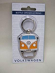 VW Bulli Schlüsselanhänger mit integriertem Flaschenöffner - Gelb #vanlife #Geschenkidee #shopping #inspiration #Merchandise (Affiliate-Link)