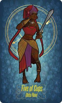 Obba Nani African Mythology, Black Planet, Traditional Stories, Online Tarot, Butterfly Cross Stitch, Sacred Feminine, Orisha, Afro Art, African Culture