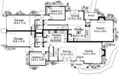 European Duplex - 16841WG | 2nd Floor Master Suite, Butler Walk-in Pantry, CAD Available, Corner Lot, PDF | Architectural Designs