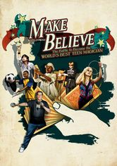 Make Believe is an outstanding documentary film for children and families to experience passion for magic.  Teenagers spanning the world compete in the Teen World Magic Seminar in Las Vegas.  Shouldn't be missed and we might actually attend some time!