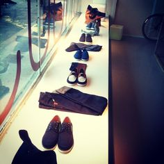 Collection available at conceptstore GROOS Rotterdam
