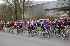 Mid race. Ron O'Brien Memorial 2013