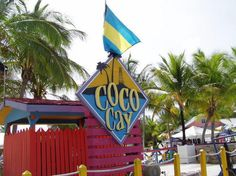 Coco Cay Bahamas - We loved it here...could have stayed there the entire cruise...in our hammock!  :)