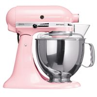 Kitchen Aid. It took 20 years of longing but I got it. I still walk by it sometimes and sigh.