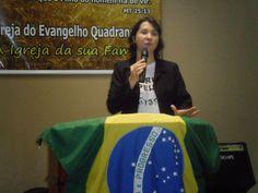 A minha esperança é Jesus!: 3ª Noite do Seminario Ore pelo Brasil! Junho 2014