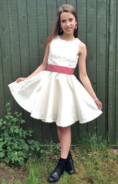Silje i young fashion-mønster