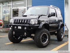 Jimny wheel arches. Trimming/Replacement - 4x4 Community Forum