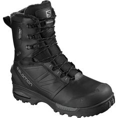 Toundra Pro CS Waterproof Winter Boots: So cold it feels like walking on the moon? The insulation in the Toundra Pro CS Waterproof Winter Boots was originally developed for NASA's space program, so it provides Winter Hiking Boots, Best Winter Boots, Winter Fashion Boots, Winter Outfits, Trail Moto, Forma Adventure, Adidas Terrex, Waterproof Winter Boots, Warm Boots