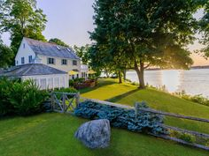 Exquisite Dering Harbor Estate, Shelter Island NY Single Family Home - Hamptons Real Estate