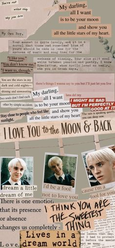 Draco Malfoy Wallpaper and Lockscreen