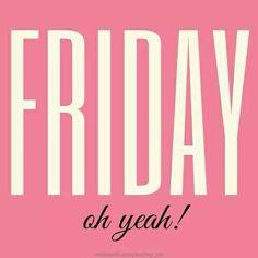 Friday TGIF