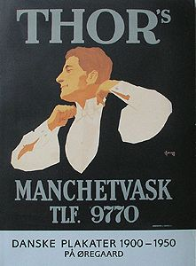 Danish Poster