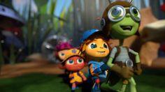 Netflix no se detiene: lanza Beat Bugs una serie musical infantil con canciones de Los Beatles
