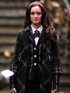 Leighton Meester als Blair Waldorf   ELLE