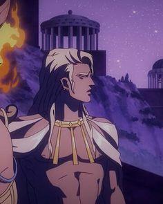 Zeus Greek Mythology, Mythology Books, Roman Mythology, Apollo Aesthetic, Netflix Anime, Hades And Persephone, Lore Olympus, Balerina, Animation Background
