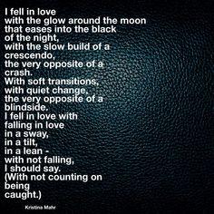 "c860f50319094 Kristina Mahr on Instagram  ""With Not Falling . .  words  quotes   affirmations  wordporn  wordgasm  wordart  spilledink  quotesoftheday   quotesofinstagram ..."