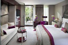 room at oriental mandarin-Paris