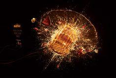 Taste explosion by Dima Tsapko, via Behance