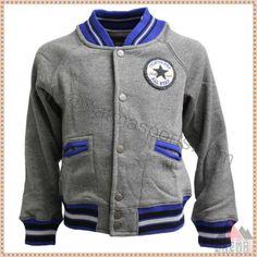 244735d0880 Converse All Star Varsity Jacket Junior