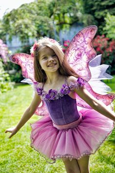 Couture Fairy Wings for Faeries and Fairies Alike. $68.00, via Etsy.