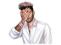 Zayn Malik Tumblr, Zayn Malik Tattoos, Zayn Malik Photos, Zayn Malik Drawing, Zayn Malik Wallpaper, One Direction Fan Art, Zany Malik, Pop Art Images, Cartoon Wallpaper Hd