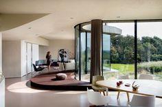 Nature, Nurture: A House by UNStudio Embraces the Dutch Landscape