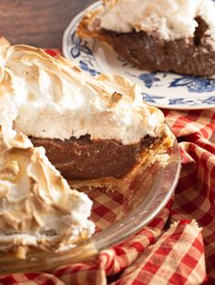 Chocolate Pie Recipes, Chocolate Pies, Chocolate Cream, Paula Deen Chocolate Pie Recipe, Paula Deen Pie Crust Recipe, Chocolate Meringue Pie, Chocolate Pie Filling, Chocolate Custard, German Chocolate