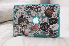 Sticker Bomb, Sticker Shop, Sticker Design, Tumblr Hipster, Hipster Girls, Makeup Tumblr, Nails Tumblr, Craft Stickers, Custom Stickers