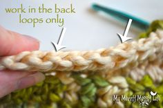Crochet Baby Cocoon – free crochet pattern and tutorial