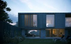 Picket Mead Housing by Hyde + Hyde Architects
