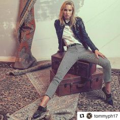 #Repost @tommyph17 with @repostapp  #photo #campaign #fallwinter20162017 #fashion #shoot #shorthair #glamour #stylist @massichic #hair and #mua #makeupartist @francescabeyouty #artdirector @rosso_mf  #topwork