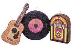 Assorted Music Pinatas