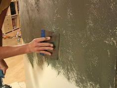 Decorative Paint Technique: Venetian Plaster