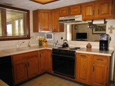 kitchen light color schemes | Kitchen Color Schemes 2014 – 2013 Kitchen Wall Colors With Oak ...