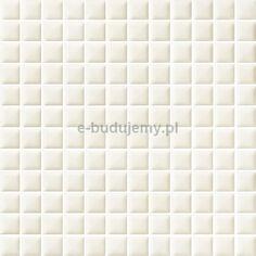 ANTONELLA BIANCO MOZAIKA PRASOWANA K.2,3X2,3 29,8X29,8cm mozaika ścienna