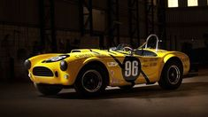 Shelby Cobra Sebring limited editions will debut at Barrett-Jackson Mustang Cobra, Ac Cobra, Ford Mustang, Shelby Car, Car Man Cave, Porsche 914, Racing Stripes, Ford Gt, Snakes