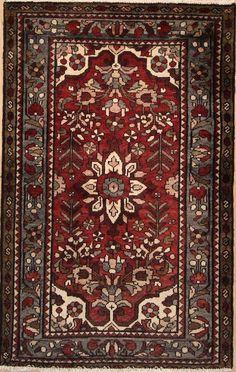 Burschalo Perser  Teppiche Tappeto 155 x 97  cm Carpet tappeto Orient