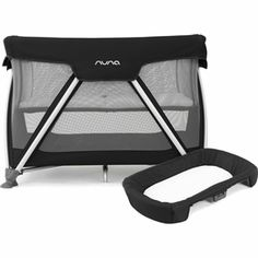 Nuna Sena Travel Crib & Changer - Night